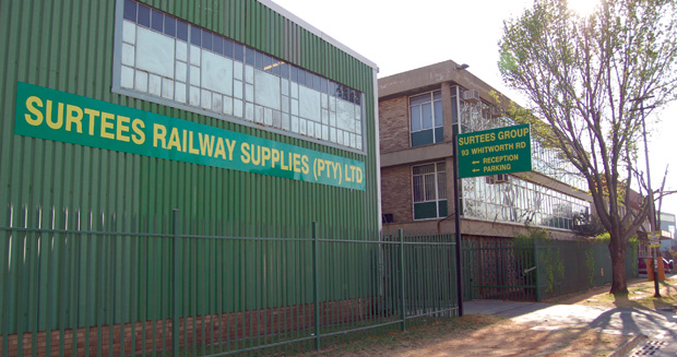 About - Surtees Railway Supplies